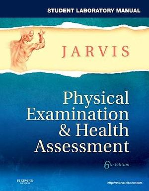 Cover of Student Laboratory Manual for Physical Examination and Health Assessment