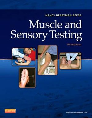 Cover of Muscle and Sensory Testing
