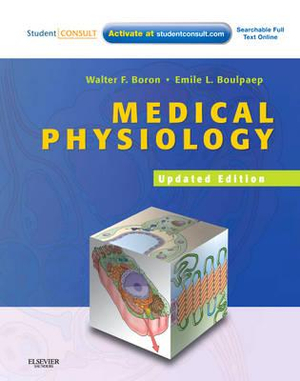 Cover of Medical Physiology 2nd Updated Edition