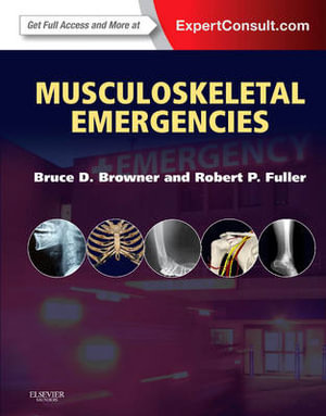 Cover of Musculoskeletal Emergencies