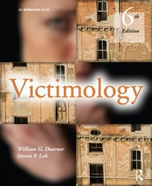 Cover of Victimology 6th Edition