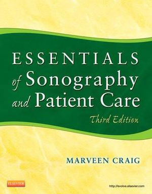 Cover of Essentials of Sonography and Patient Care, 3e