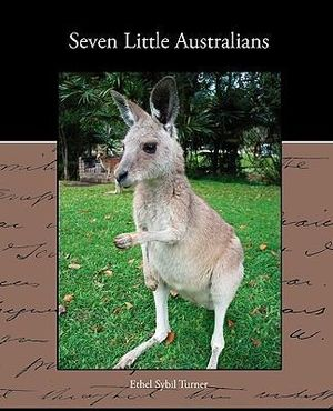 Cover of Seven Little Australians