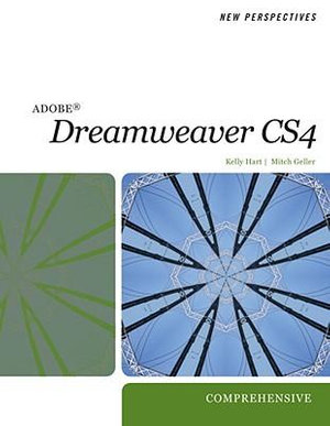 Cover of New Perspectives on Adobe Dreamweaver CS4, Comprehensive