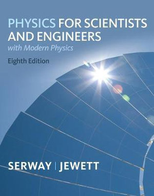 Cover of Physics for Scientists and Engineers with Modern, Chapters 1-46