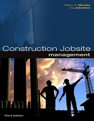 Cover of Construction Jobsite Management