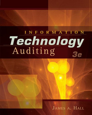 Cover of Information Technology Auditing