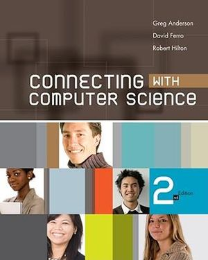 Cover of Connecting with Computer Science