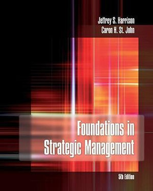 Cover of Foundations in Strategic Management