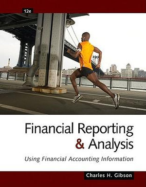 Cover of Financial Reporting and Analysis: Using Financial Accounting Information