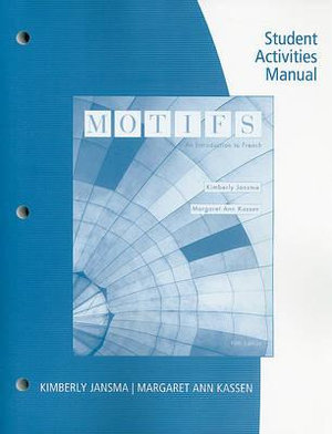 Cover of Motifs