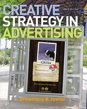 Cover of Creative Strategy in Advertising
