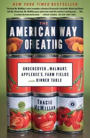 Cover of The American Way of Eating
