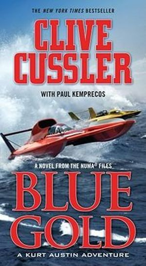 Cover of Blue Gold