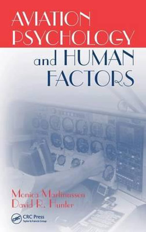 Cover of Aviation Psychology and Human Factors