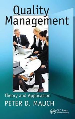 Cover of Quality Management