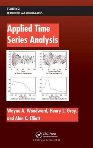 Cover of Applied Time Series Analysis