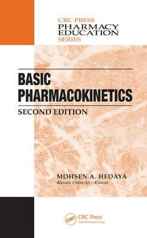 Cover of Basic Pharmacokinetics, Second Edition