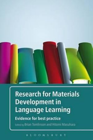Cover of Research for Materials Development in Language Learning