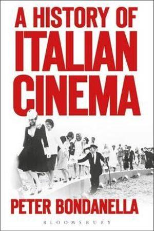 Cover of A History of Italian Cinema