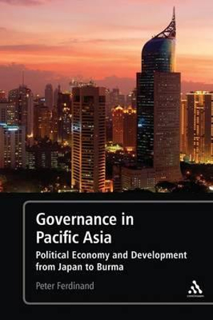 Cover of Governance in Pacific Asia