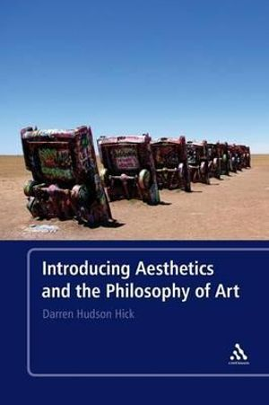 Cover of Introducing Aesthetics and the Philosophy of Art