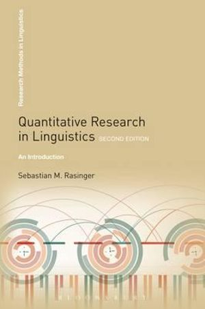 Cover of Quantitative Research in Linguistics