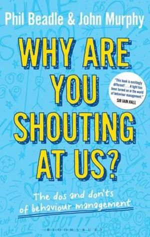 Cover of Why are You Shouting at Us?