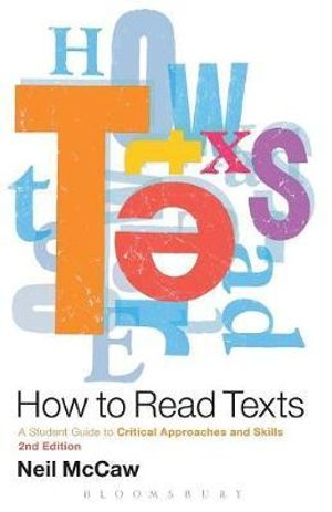 Cover of How to Read Texts