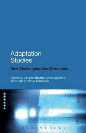 Cover of Adaptation Studies