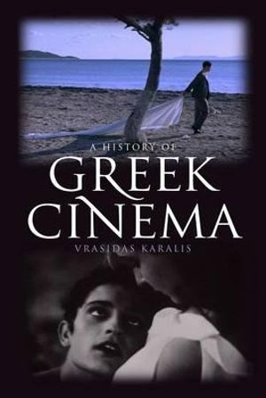Cover of History of Greek Cinema