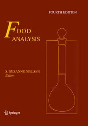 Cover of Food Analysis