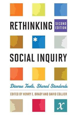Cover of Rethinking Social Inquiry