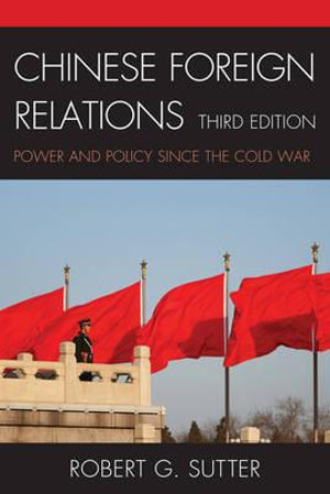 Cover of Chinese Foreign Relations
