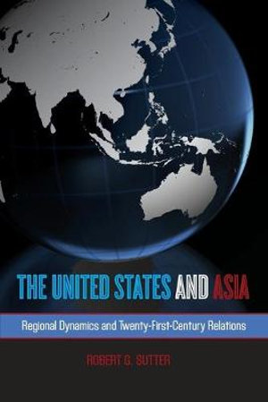 Cover of The United States and Asia