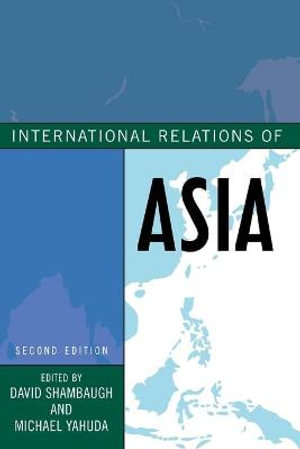 Cover of International Relations of Asia