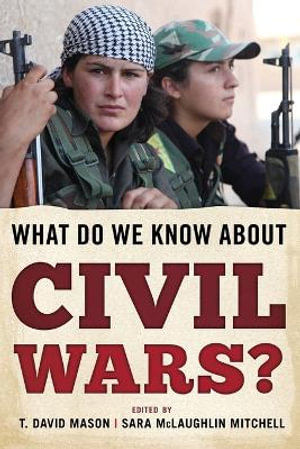 Cover of What Do We Know about Civil Wars?