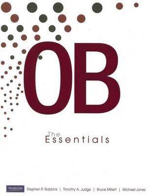 Cover of Organisational Behavior The Essentials