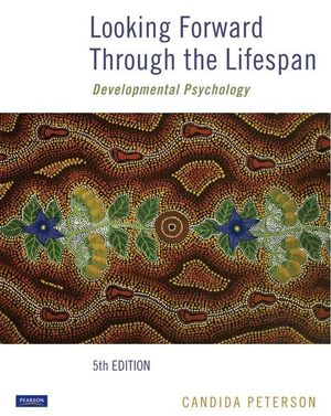 Cover of Looking Forward Through the Lifespan