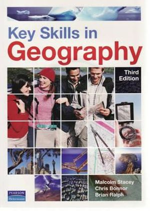 Cover of Key Skills in Geography