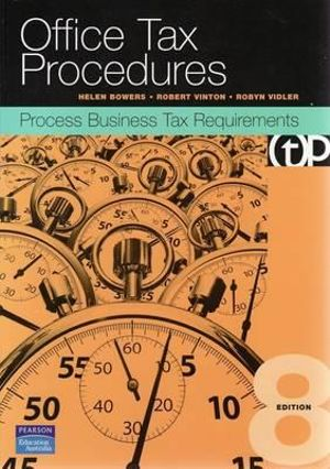 Cover of Office Tax Procedures