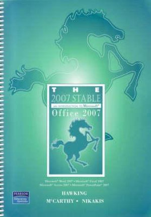 Cover of The 2007 Stable - Wiro Bound