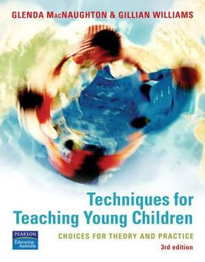 Cover of Techniques Teach Young Children