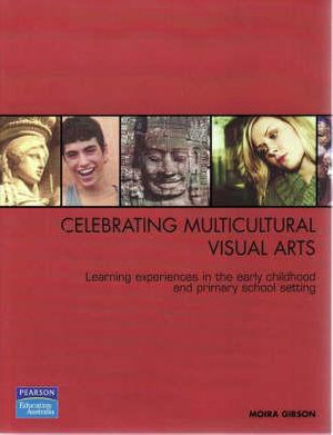 Cover of Celebrating Multicultural Visual Arts