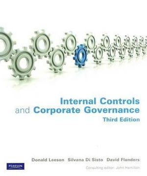 Cover of Internal Controls and Corporate Governance