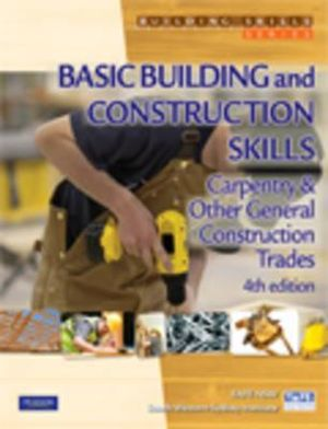 Cover of Basic Building and Construction Skills