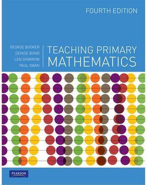 Cover of Teaching Primary Mathematics
