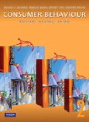 Cover of Consumer Behaviour Australia