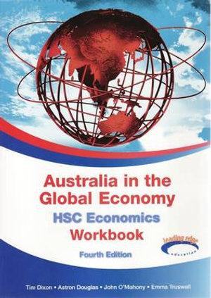 Cover of Australia in the Global Economy