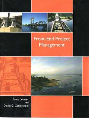 Cover of Front-End Project Management SP